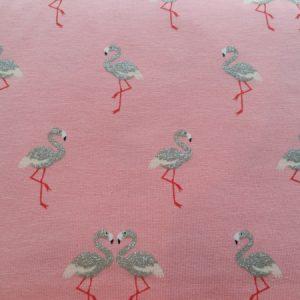 Jersey/tricot met print